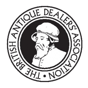 Member of The British Antique Dealers' Association